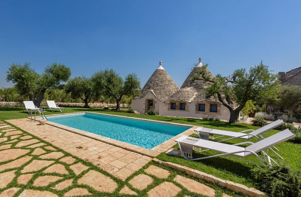 Why investing in a trullo?