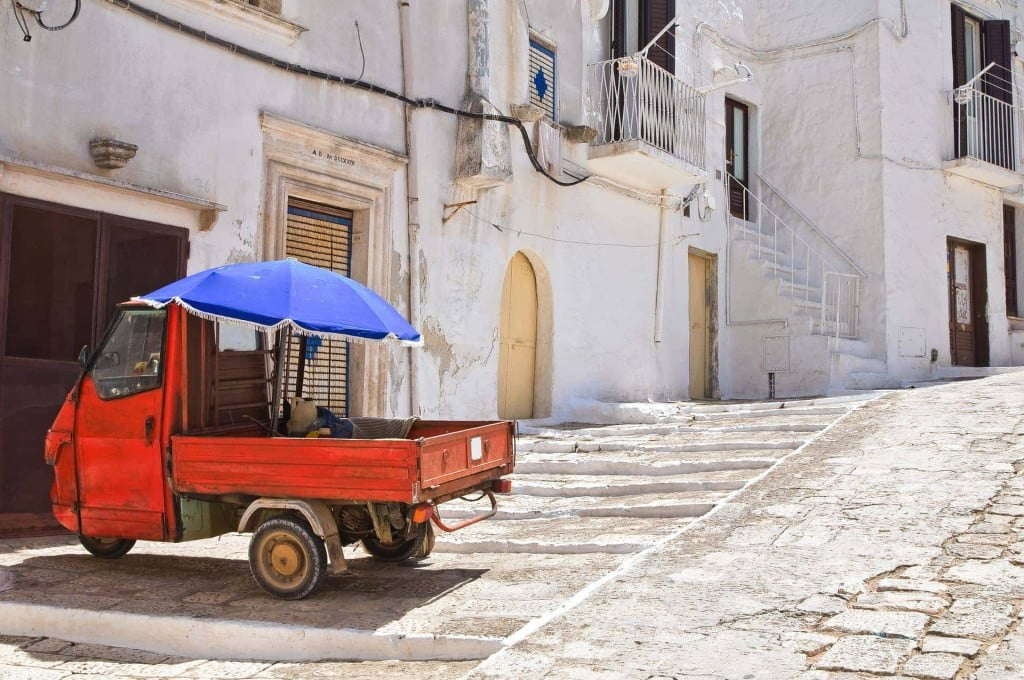 visit puglia september